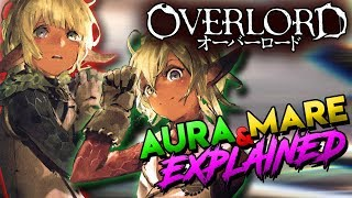 Who Are Aura & Mare? | OVERLORD - The Twin Siblings Lore, Creation & Twisted Duality