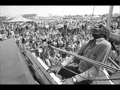 Professor Longhair Crawfish Fiesta
