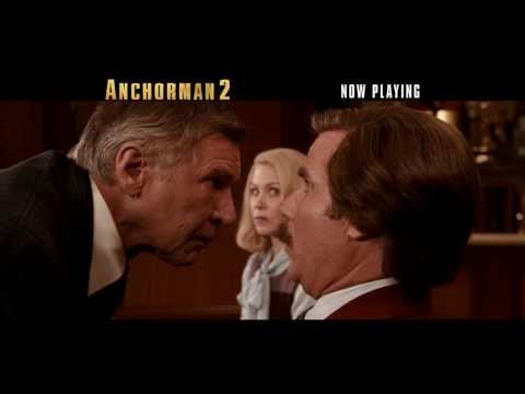 Anchorman 2: The Legend Continues -  Survive New York