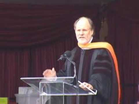 Stevens Institute of Technology - NJ Gov. Jon S. Corzine Video