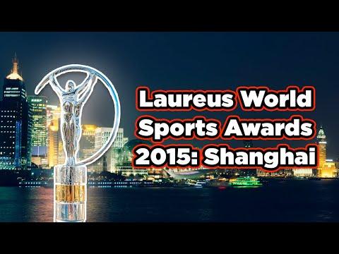 Laureus World Sports Awards - Host City Shanghai 2015