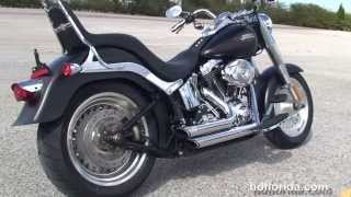 Used 2009 Harley Davidson Fat Boy Motorcycle for sale - Clearwater Beach