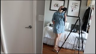 ALL SAINTS Haul & Try On - Styled w/ Chloe Susanna Boots & Stella Elyse Platforms