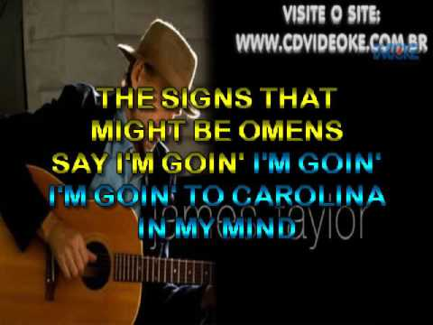 James Taylor   Carolina In My Mind