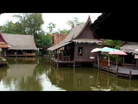 Ancient Siam Open Air Museum Bangkok Thailand