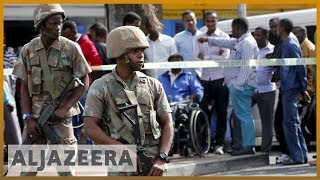 Cape Town violence: Army deployed on streets 'temporarily'