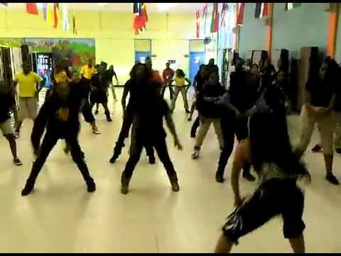 Southside Middle School Zumba