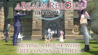 Final Fantasy XIV - Buying a House