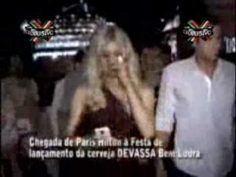 SuperXclusivo 2/15/10: Paris Hilton bailando borracha