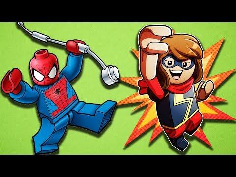 Yeni LEGO Oyunu - LEGO® Süper Kahramanlar