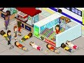 I Built a Subway That No One Survives - Overcrowd