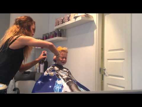 Fryzura Dla Chłopca (Alex)