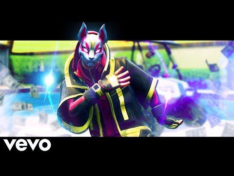 DRIFT MAKES A MUSIC VIDEO - A Fortnite Short Film