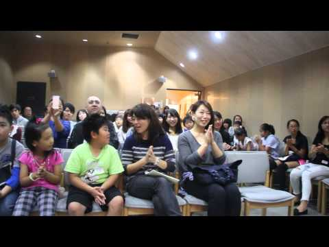 Chitz: Tokyo Japan: Bollywood Singing: Pyaar deewana hota hai