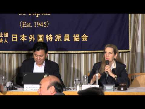 Hiroshi Mikitani, Representative Director, Japan Association of New Economy