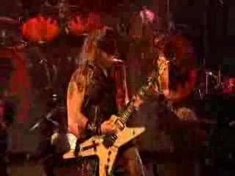 Black Label Society - Fire it up (live 2005) Video