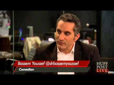 Bassem Youssef Discusses TIME 100 Gala | HPL