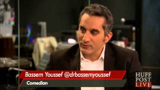 Bassem Youssef Discusses TIME 100 Gala | HPL
