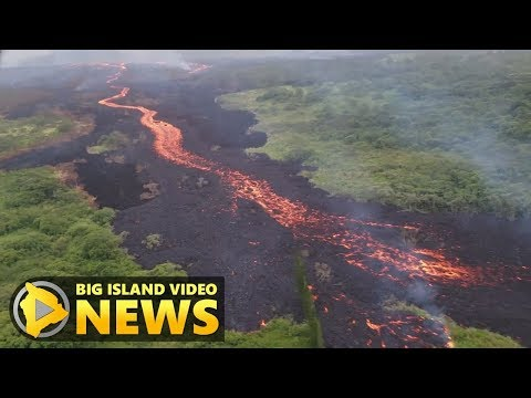 Hawaii Eruption Update, 11 am Conference Call (May 30, 2018)