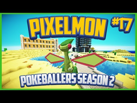 Pixelmon Pokeballers Server Trailer