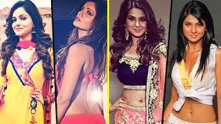 Television Bahus In Bikini   Jennifer Winget, Rubina Dilaik, Krystle D'Souza   Part 2