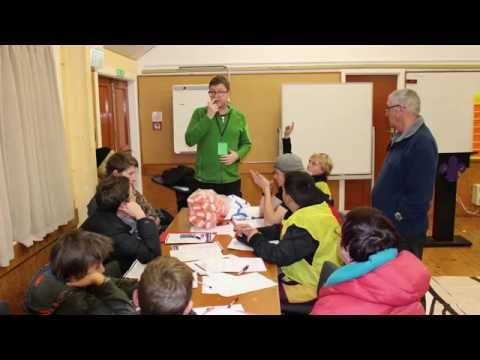 2015 HFNZ Youth Camp - Search and Rescue