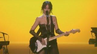 Download Lagu Camila Cabello SLAMMED For Awkward Air Guitar Performance on Ellen Gratis STAFABAND
