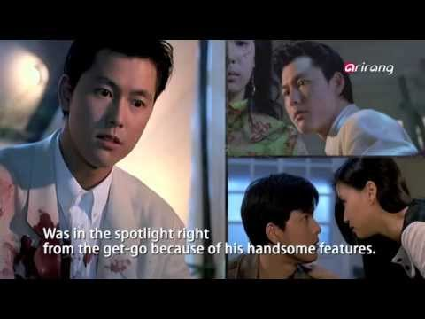 Showbiz Korea - JUNG WOO-SUNG VS LEE JUNG-JAE 정우성 VS 이정재