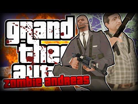 Zombie Andreas 4.0 - Я УСТАЛ. ВЫЖИВАНИЕ: КОШМАР!