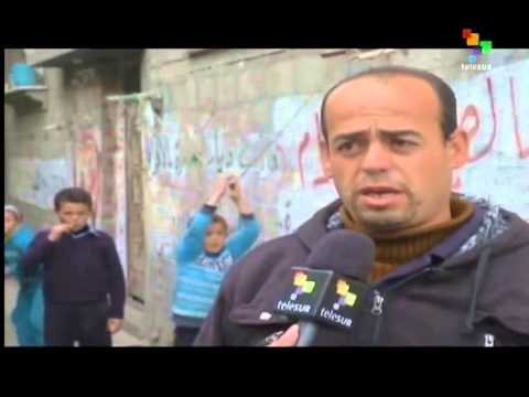 Palestine: Gaza refugee camps in deplorable conditions