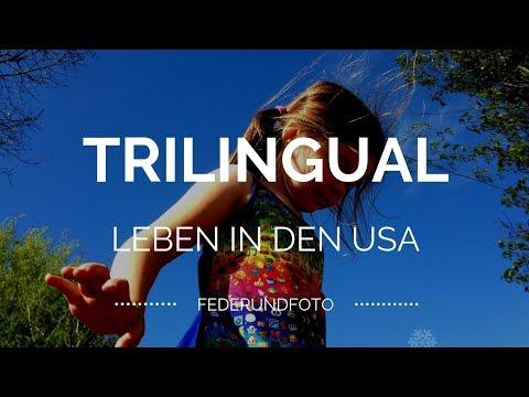 Bilingual/ trilingual erziehen! Unsere Erfahrungen & Tipps! Englisch! Deutsch! Spanisch!