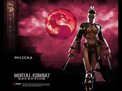 Mileena- ManEater- Tribute (Edit: Song Change) Video