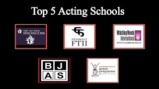 Best Top 5 Acting and Theatre Schools in India। Acting Tips Hindi। Rkz