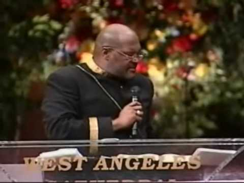 Pastor Marvin Winans - That´s it, That´s All part 2 of 5