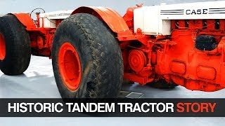 The Tractor - when men built their own machines