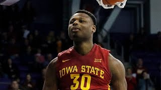 Deonte Burton Puts Exclamation Point On Iowa State Big 12 Title | CampusInsiders