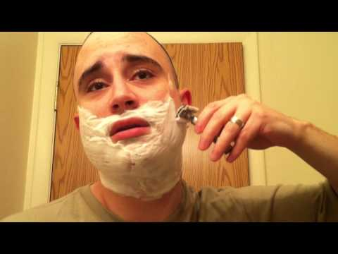 Traditional Shaving: Proper Blade Angle (DE/Safety Razor and /Straight Razor)