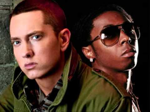 Drop The World Lil Wayne Ft Eminem video