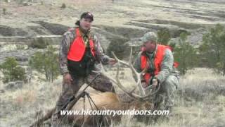 Eastern Montana Self-Guided Elk Hunt - Hunting, Hunting, Hunting
