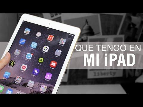 Las mejores aplicaciones para iPad - Diciembre 2014