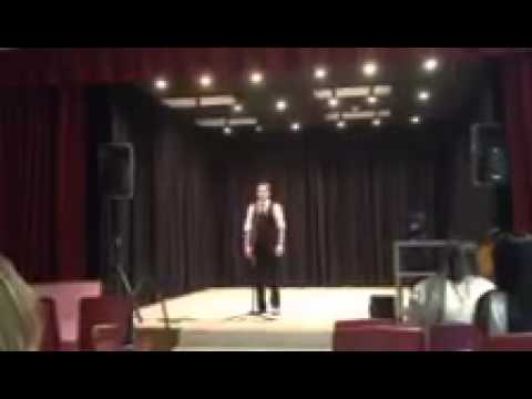 Broadway Here I Come (Josh Strobl Cover)