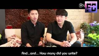 [Engsub - Blued] Interview Main Casts- Nobody Knows But Me