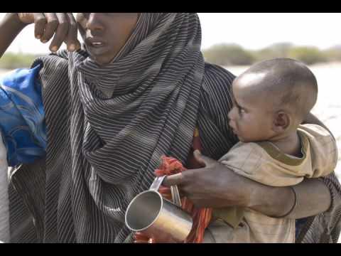 Campanha de doações no Brasil para vítimas na Somália
