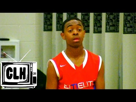 Damon Harge Summer Mixtape 2014 - Class Of 2018 Basketball Prospect video