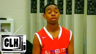 Damon Harge Summer Mixtape 2014 - Class of 2018 Basketball Prospect