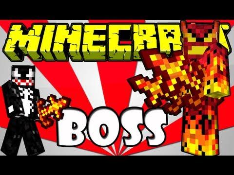 BossCraft: O Rei do Inferno - Minecraft #7