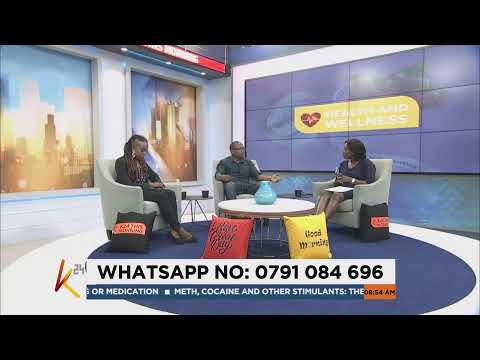 Impact of Alcohol and Drug Addiction   K24 This Morning (Part 2)