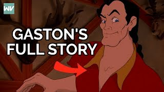 Gaston's Full Story | Beauty and the Beast: Discovering Disney