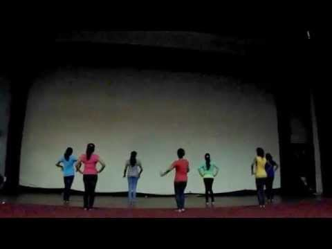Sliit Eng 2 Girls Mix Dance  Auditions. video