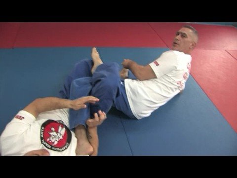 Jiu-Jitsu & Judo Submission Moves : Jiu-Jitsu & Judo Submission Moves: Heel Hooks Image 1